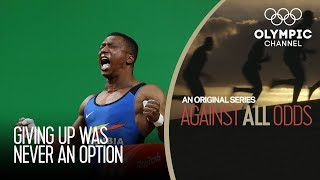 The Incredible Weightlifter Who Wouldn't Give Up | Against All Odds