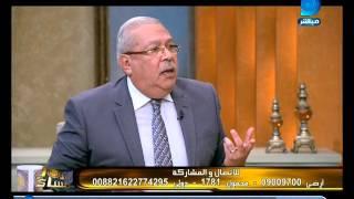 برنامج العاشرة مساء  مشادة كلامية بين الفنانة سما المصري والمحامي سمير المصري