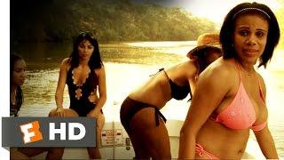 Mega Piranha (1/10) Movie CLIP - Devoured (2010) HD