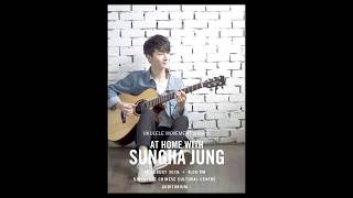 Sungha Jung talks about his Singapore Tour in August!