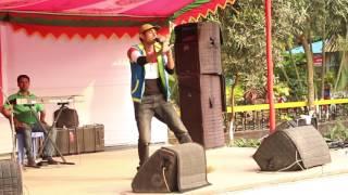 Amar line hoiya jay aka baka | Bangla Folk Song | Bangla dance...chikon ali | chikon ali