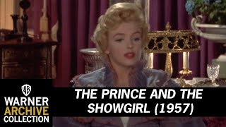 The Prince and the Showgirl (1957) – Kissing Marilyn