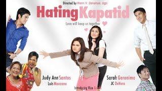 Hating Kapatid [Eng Sub] (Half Sibling) - Sarah Geronimo & Judy Ann Santos
