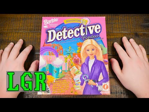 Xxx Mp4 LGR Detective Barbie In The Mystery Of The Carnival Caper 3gp Sex