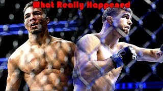 What Really Happened at UFC on FOX 31 (Kevin Lee vs Al Iaquinta 2)