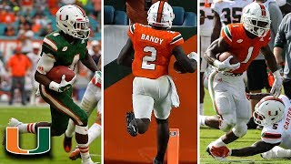 Top 3 Breakout Candidates | Miami Football 2018