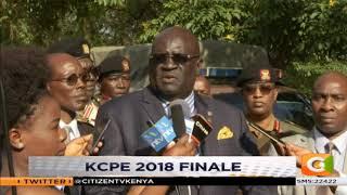 KCPE 2018 finale