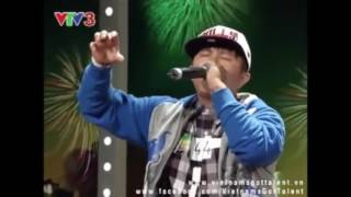 271 Brilliant beatboxer on Vietnam's Got Talent gets judges dancing!   YouTube
