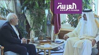 قطر تعزز علاقاتها مع إيران بزيارات رسمية متبادلة