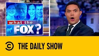 Democrats Drop The Mic On Fox News | The Daily Show With Trevor Noah