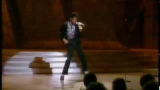 primer concierto  de michael jackson