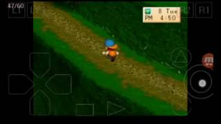 Harvest Moon Back To Nature indonesia  part 19