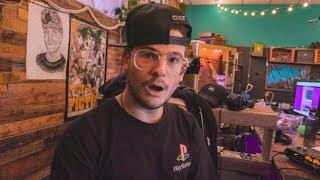 The whitest YouTube rapper.