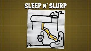 sleep n' slurp