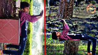 PicsArt Swappy Pawar Editing Tutorial | How To Catch A Tree Branch | PicsArt Best CB Editing