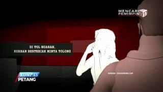 Video Amatir Rekam Detik-Detik Penyanderaan Angkot
