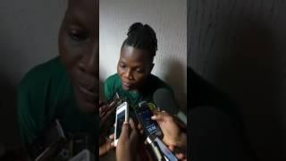 Parole  au capitaine des Lionnes Indomptables du Cameroun
