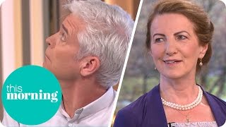 Woman Who Claims to Have Visited Heaven Describes Phillip and Rylan