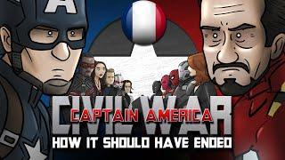 Comment Captain America: Civil War aurait dû finir