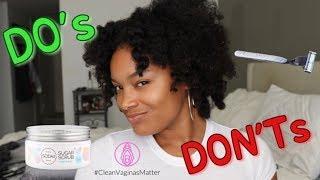 BIKINI WAX | DO's vs DON'Ts | WATCH ME GET WAXED