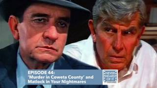 Ep 44 - 'Murder in Coweta County' and Matlock in Your Nightmares