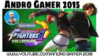 Colección de The King Of Fighters para Tiger Arcade 2015