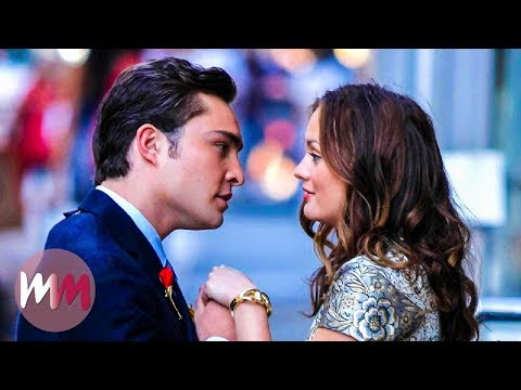 Top 10 Unforgettable Chuck and Blair Moments