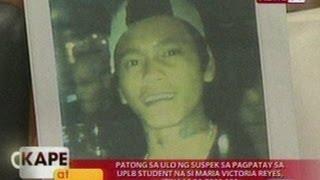 KB: Patong sa ulo ng suspek sa pagpatay sa UPLB student, itinaas sa P500,000