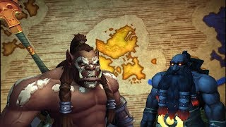New Dark Iron Dwarf & Mag'Har Orc Detailed Preview - WoW Battle for Azeroth
