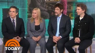 'Escape At Dannemora' Cast On Retelling Dramatic True Story For TV | TODAY