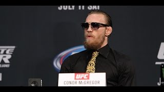 Conor McGregor on Fighting The Mountain from Game of Thrones