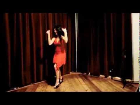 رقص زیبای دختر ایرانی ساکن سوئد The beautiful dance of iranian girl in sweden