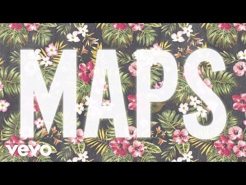 Maroon 5 Maps Audio
