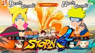 Calentando | Boruto vs. Naruto | - Naruto: Storm 4