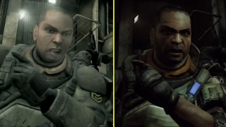 Killzone 2 E3 2007 Demo vs Retail PS3 Graphics Comparison