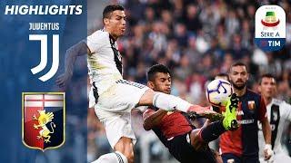 Juventus 1-1 Genoa | Ronaldo Goal Not Enough | Serie A