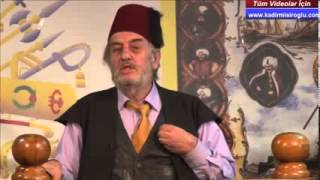 Üstad Kadir Mısıroğlu mevlana hakkında