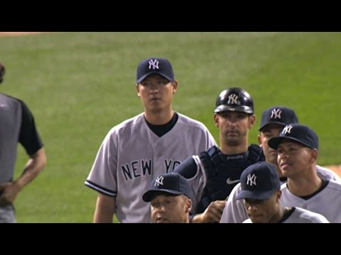 NYY@CWS: Wang holds Sox to a run in complete-game win