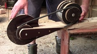 Our New Homemade Seed Sower ( - And How We Got There!)
