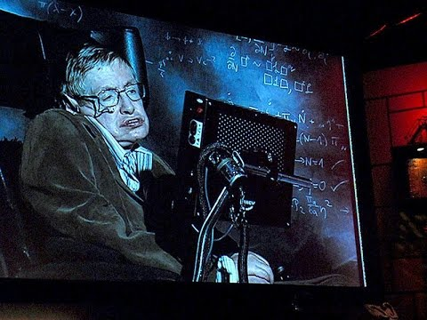 Questioning the universe | Stephen Hawking