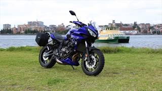 Yamaha MT-07 Tracer Review