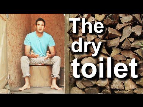 The dry toilet Le toilette séche