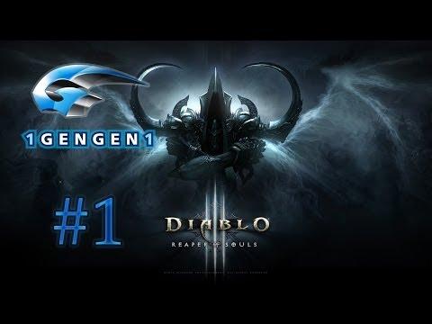 Diablo 3 Reaper Of Souls ديابلو 3 الجزء الجديد مع الشروحات