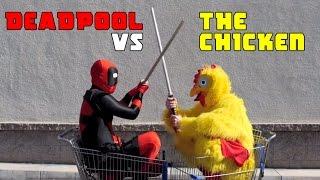 Deadpool vs The Chicken
