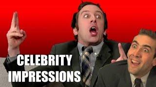 Celebrity Impressions - Best of Compilation