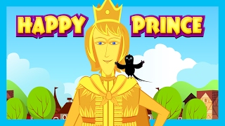 HAPPY PRINCE - Bedtime Story For Kids In English || English Stories For Kids || Tia and Tofu