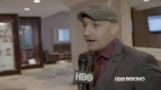 One-on-One: Cletus Seldin (HBO Boxing News)
