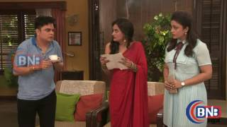 SERIAL MAY I COME IN MADAM SAJAN WROTE LETTER TO SANJANA साजन ने लिखा लेटर संजना को