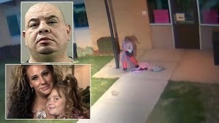 Father Arrested For Leaving 5-Year-Old Daughter Alone At Night In The Cold