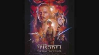 Star Wars Episode 1 Soundtrack- Augie's Great Municipal Band And End Credits